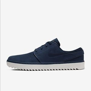 Nike Janoski G NEW Golf Shoes Navy Blue Size 13